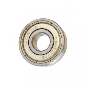 GE20UK 2RS maintenance free radial spherical plain bearing